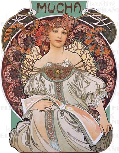 Alphonse Mucha (Boxed Cards)