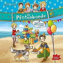 Kiwi feiert Geburtstag (Die Pfotenbande 3) Hörbuch von Usch Luhn Gesprochen von: Sabine Falkenberg