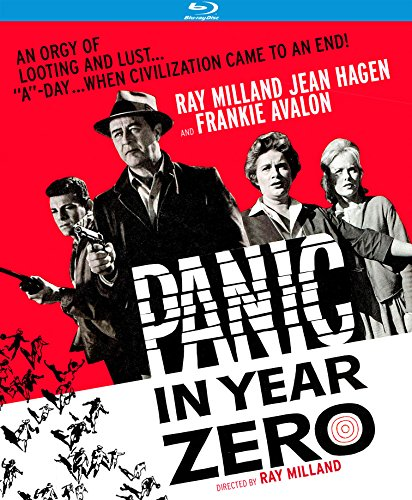 Panic in Year Zero (1962) [Blu-ray]