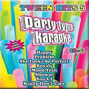 Party Tyme Karaoke: Tween Hits 5