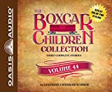 img - for The Boxcar Children Collection Volume 44: The Boardwalk Mystery, Mystery of the Fallen Treasure, The Return of the Graveyard Ghost book / textbook / text book