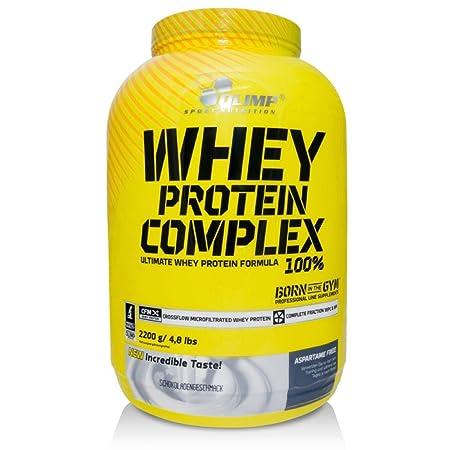 Olimp Whey Protein Complex Schokolade, 1er Pack (1 x 2.2 kg)