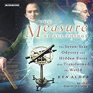 The Measure of All Things Audiobook