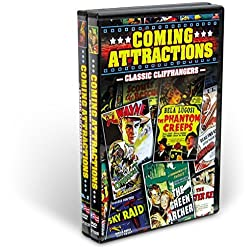 Coming Attractions: The Classic Cliffhanger Collection