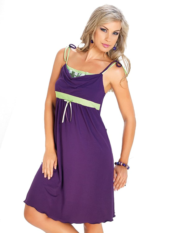 Irall Iris Violett Knee Length Nightdress online bestellen