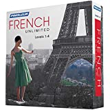 Pimsleur French Levels 1-4 Unlimited Software: Experience the Method That Changed Language Learning Forever - Learn to Speak, Read, and Understand French