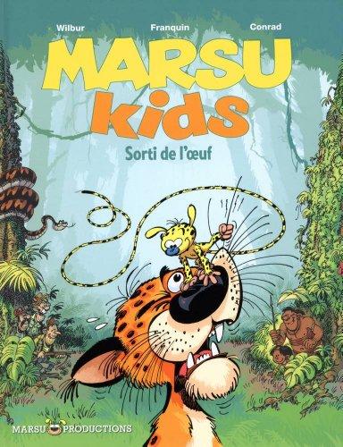 Marsu kids n° 1 Sorti de l'oeuf