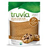Truvia Brown Sugar Blend, Mix of Natural Stevia Sweetener and Brown Sugar, 18 oz Bag (Tamaño: 18 Ounces)