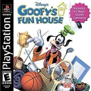 Disney's Goofy's Fun House