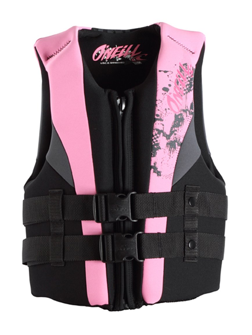O'Neill Wake Waterski Youth USCG Vest