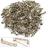 144 Bar Pins for Hats & Brooches Jewelry Crafts Pin Backs