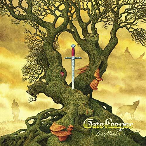 Vinilo : GATEKEEPER - Grey Maiden