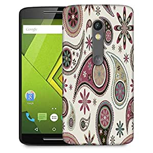 Snoogg Amazed Pattern Designer Protective Phone Back Case Cover For Moto G 3rd Generation