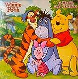 Disney Winnie the Pooh 16 Month 2014 Square Calendar
