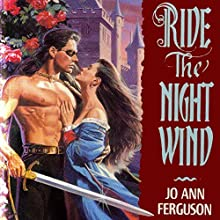 Ride the Night Wind (       UNABRIDGED) by Jo Ann Ferguson Narrated by Claudia Harris