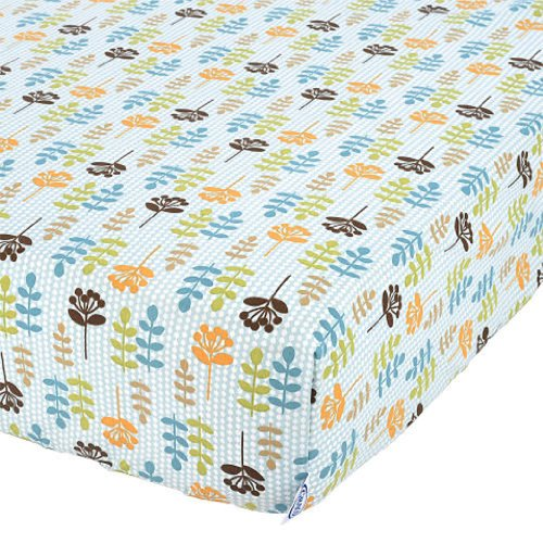 For sale Graco Fitted Crib Sheet, in The Forest