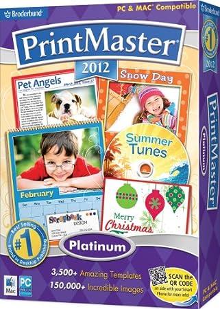 Printmaster 2012 Platinum