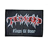 TANKARD - Kings of Beer - Patch / Aufnäher