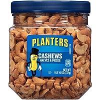 Planters 10 Ounce Cashew Halves & Pieces Jar