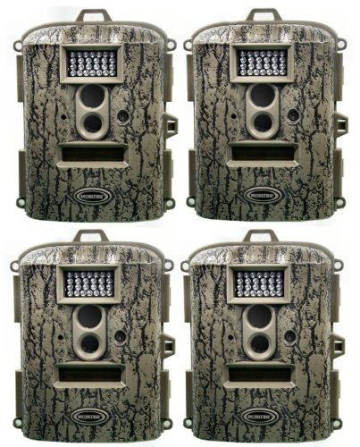 NEW MOULTRIE Game Spy D 55IR Digital Infrared Trail Game Cameras 5
