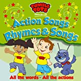 Tumble Tots Tumble Tots: Action Songs - Rhymes and Songs