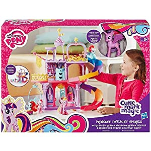 My Little Pony Rainbow Power Twilight Sparkle Rainbow Kingdom Playset