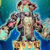 【 遊戯王】 武神-ヤマト スーパーレア《 ジャッジメント・オブ・ザ・ライト 》 jotl-jp016