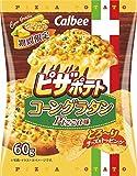 カルビー ピザコーングラタンPizza味 60g×12袋