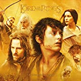 Official Lord Of The Rings 2016 Square Wall Calendar (Calendar 2016)