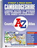 img - for Cambridgeshire County Atlas (A-Z County Atlas) book / textbook / text book