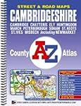 Cambridgeshire County Atlas (A-Z Coun...