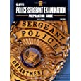 Police Sergeant Examination Preparation Guide (Cliffs Test Prep)
