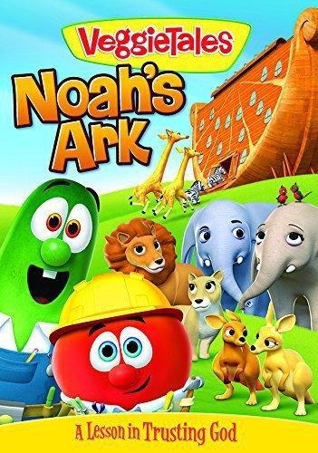 DVD : Veggietales: Noahs Ark