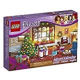 LEGO Friends 41131 Advent Calendar Building Kit (218 Piece)