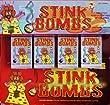 12 STINK BOMBS 4 Boxes Stinkbombs 3 Per Box = 12 Stink Bombs