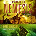 Project Nemesis: A Kaiju Thriller (       UNABRIDGED) by Jeremy Robinson Narrated by Jeffrey Kafer