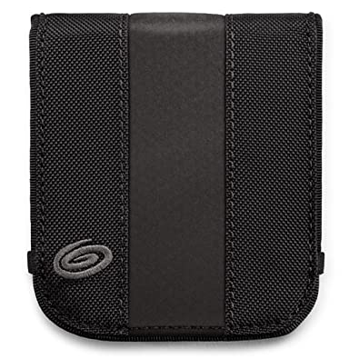 Timbuk2 Bifold Wallet, Black/Black/Black, Medium