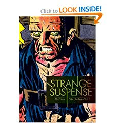 Picture of Strange Suspense: The Steve Ditko Archives (Vol. 1) (Steve Ditko Archives Vol 1) (Hardcover) cover