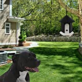 Oxgord Stop Dog Barking Ultrasonic Anti Bark Off Limiter Birdhouse Box Silencer Controller Device for Pets