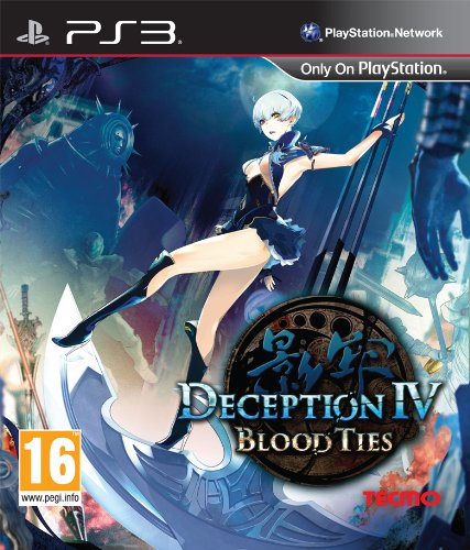 Deception 4: Blood Ties  (PS3)
