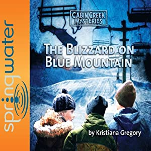 Blizzard on Blue Mountain Audiobook