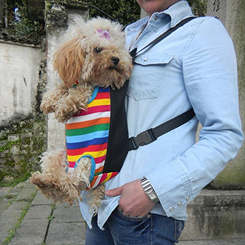 how to make a dog sling for front leg