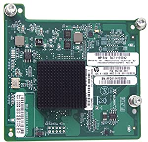 Host bus adapter, PCI Express 2.0 x4, 2Gb Fibre Channel, 4Gb Fibre Channel, 8Gb Fibre Channel, 2 ports, for ProLiant BL420c Gen8, BL460c Gen8, BL465c Gen8, BL660c Gen8, WS460c Gen8