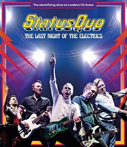 Status Quo - Last Night Of The Electrics (United Kingdom - Import)