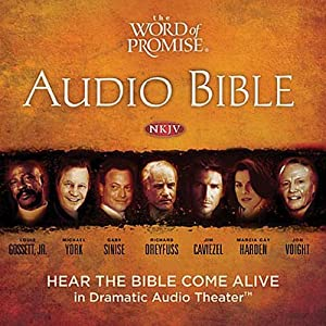 The Word of Promise Audio Bible New Testament NKJV Audiobook