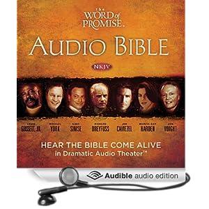 The word of promise audio bible new testament nkjv unabridged audio