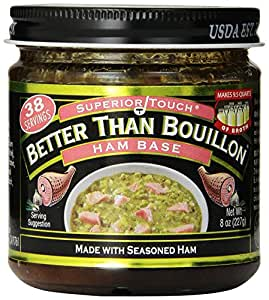 Better Than Bouillon - Ham Base - 8 oz