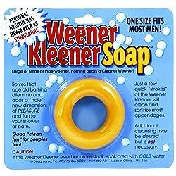 Funny product Design Sense Generic Weener Kleener Soap