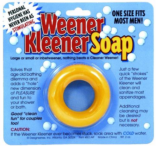 Design Sense Generic Weener Kleener Soap