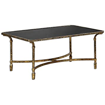 Uttermost 24362 Zion Metal Coffee Table
